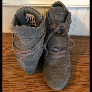 ash sneaker wedge